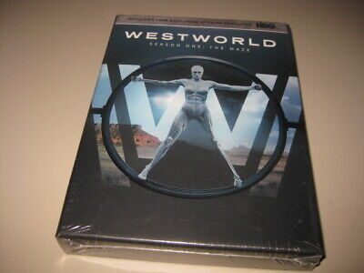 WESTWORLD The COMPLETE FIRST SEASON DVD Set Sealed NEW