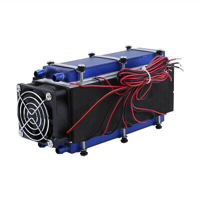 Easy Use Low Noise Thermoelectric Cooler 8-Chip Air Cooling Home DC12V 576W DIY