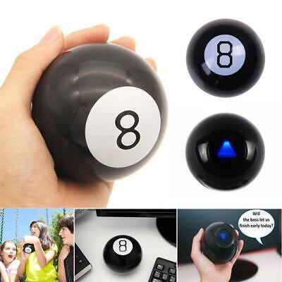 Fate Fortune Teller Magic 8 Ball Toy Classic Game Answers Eight Vintage Mattel