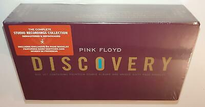 Pink Floyd The Discovery Box Complete Studio Recordings Collection New Sealed Cd