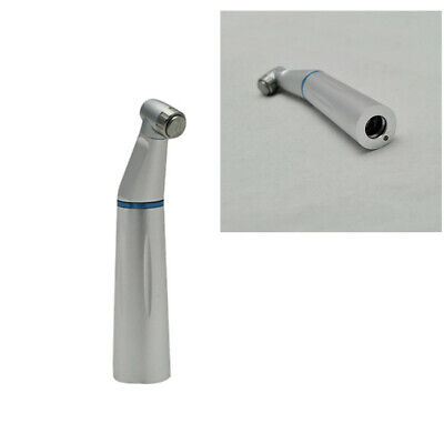 Slow Low Speed LED Dental Handpiece Contra Angle Fiber Optic Inner Water E-type