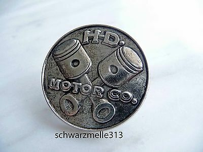 Harley  Davidson  Usa Motor Co. Pin  Neu