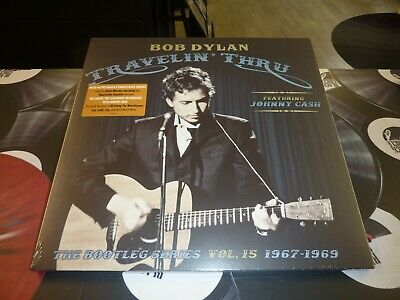 Bob Dylan - Travelin' Thru: The Bootleg Series Vol. 15 1967-1969 Ltd 3Lp Set