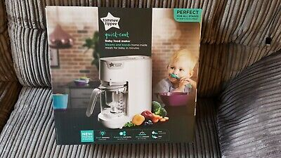 Tommee Tippee Quick Cook Baby Food Blender