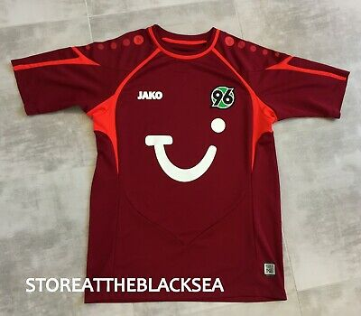 Hannover 96 2013 2014 Home Football Soccer Shirt Jersey Camiseta Jako M