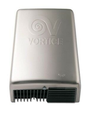 Vortice Comfort Hand Dryer Optimal Dry Metal