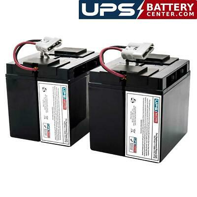 APC Smart UPS 1000 230V SU1000INET Compatible Replacement Battery Pack by UPSBatteryCenter