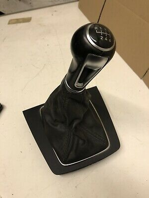 Seat Exeo 6 Speed Gear Shifter / Knob With Leather Gaiter 2008-2012