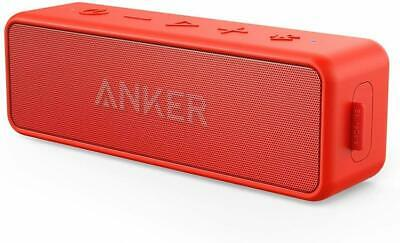 [Upgraded] Anker Soundcore 2 Portable Bluetooth Speaker with 12W Stereo Sound,