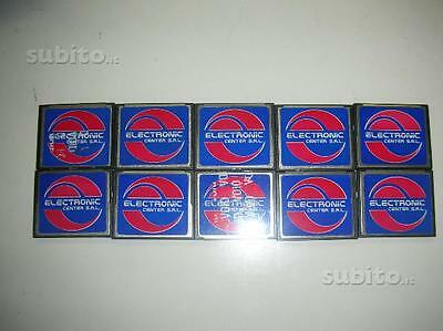 Lot Compact Flash 1gb 10 Pieces