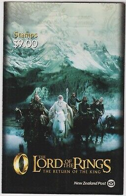 New Zealand 2003 The Lord of the Rings - Return of the King Mint Booklet