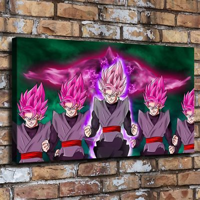 """16""""x28"""" Dragon Ball HD Canvas prints Painting Home Decor Picture Room Wall art"""