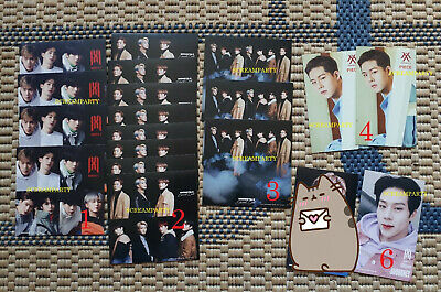 Monsta X STICKER Jooheon alligator shoot out livin it up piece photocard cd i.m
