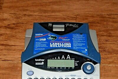 Brother P-Touch PT-1950 Portable Label Maker Printer