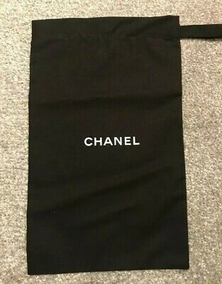 CHANEL  Dust Drawstring Bag/ Shoe Storage 35x19cm