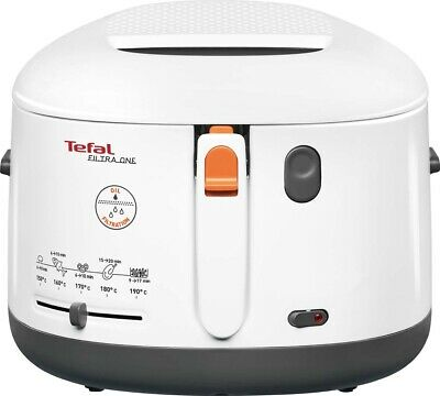 Tefal Fritteuse One Filtra FF 1631 ws/anthrazit