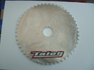 BLANK REAR SPROCKET 45T, 520 CHAIN SIZE, IN 7075-T6 DURAL,  40mm MACHINING HOLE