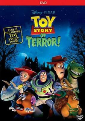 TOY STORY OF TERROR (Region 1 DVD,US Import,sealed.)