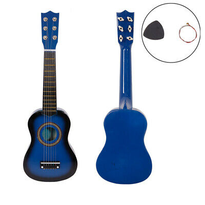 """21"""" Professional Beginner Student Wooden Full Size Acoustic Guitar With Pickup"""