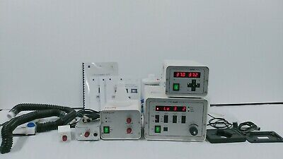 Zeiss Microscope CTI-Controller Power Supplies, Heated Stages parts f Incubation