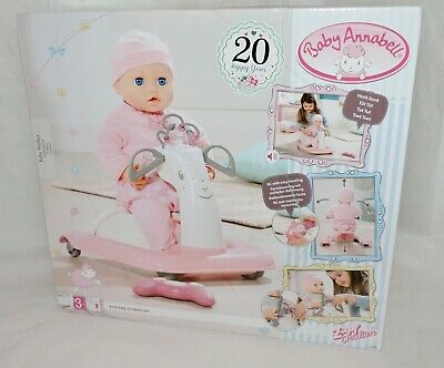 NEW Baby Annabell REMOTE-CONTROL WALKER (700327) - Some repaired damage to Pkg