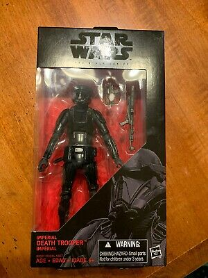 Star Wars: The Black Series - #25 Imperial Death Trooper - 6-Inch - Sealed