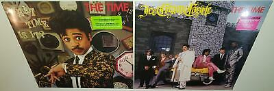 The Time What Time Is It? + Ice Cream Castle Brand New Sealed Coloured Vinyl Lp