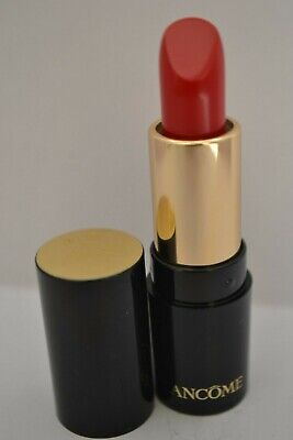 Lancome L'Absolu Rouge Cream lipstick in 132 Cream (Red) travel size