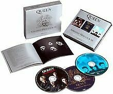 Platinum Collection: Greatest Hits 1-3 by Queen | CD | condition acceptable