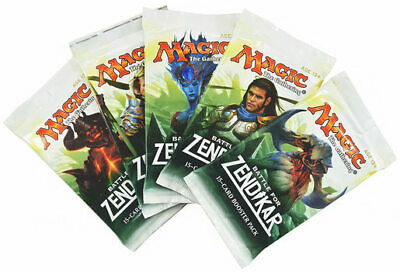 193 Booster pack lot mtg magic the gathering set Zendikar, core 2019, Ixalan