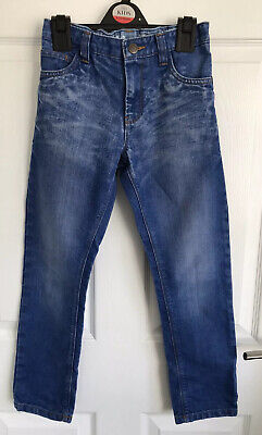 Kids Blue Next Regular Fit Jeans - Age 8yrs EX CONDITION