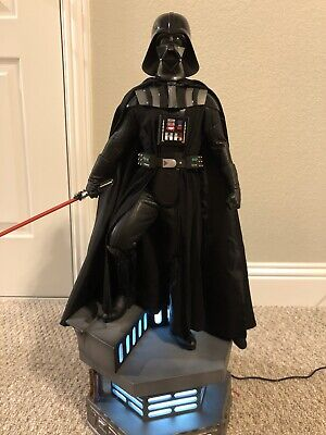 Sideshow Darth Vader Lord Of The Sith Premium Format 1/4 Statue