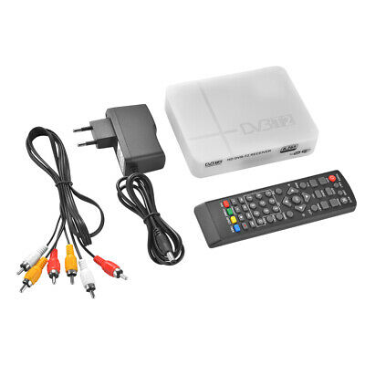 K2 Ricevitore TV satellitare digitale Combo DVB T2 1080P H.265 Decoder AC1943