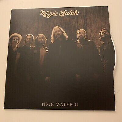 MAGPIE SALUTE - High Wayer II. Rare12 -track promo CD 2019 Black Crowes