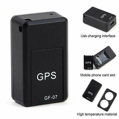 Magnetic Mini Car Vehicle Vehicle GPS Tracker For Elderly Real Time Track