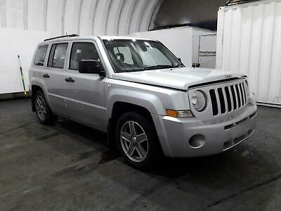 2007 Jeep Patriot Rear Left Inner Wheel Arch Liner