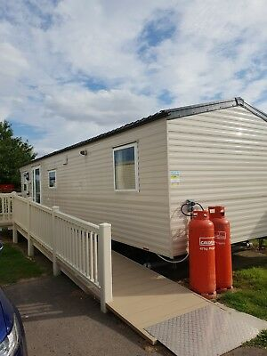 Haven Golden Sands, Mablethorpe Adapted Caravan Hire-3,4 and 7 nights available