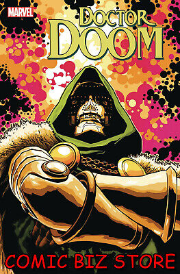 Doctor Doom #2 (2019) 1St Printing Aco Main Cover Bagged & Boarded Marvel Comics