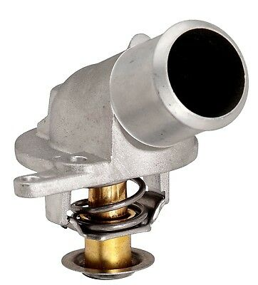 Engine Coolant Thermostat//Water Outlet Assembly-Integrated Thermostat Housing