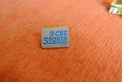 20776 PIN'S PINS TELEVISION TV MEDIA PRESSE CBS SPORTS - Stamped District Simco