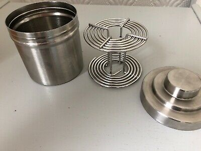 Stainless Steel Developing Tank And Reel