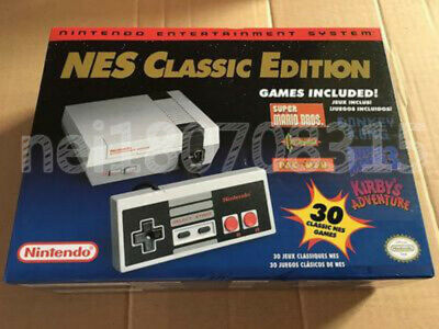 NES Classic Edition Mini Entertainment Console Built -in 30  Games