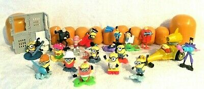 KINDER SURPRISE MINIONS AROUND THE WORLD 2019 NEW COMPLETE SET VHTF