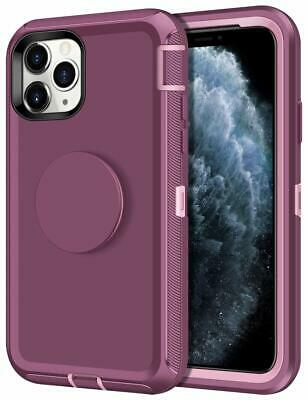 XNMOA Case for iPhone 11 Pro Case Heavy Duty Protective Shockproof Anti-Slip