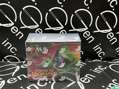 MTG Magic The Gathering Throne Of Eldraine Collector Boosters Box (Sealed)