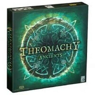 Theomachy The Ancients Exp Board Game Brand New & Sealed