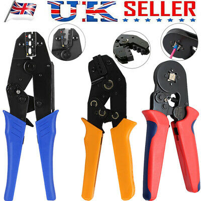3 Types Normally Used Crimp Tool Adjustable Ratchet Ferrule Cable Crimper Plier