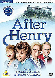 After Henry - The Complete Series One (DVD) Prunella Scales, Joan Sanderson ITV