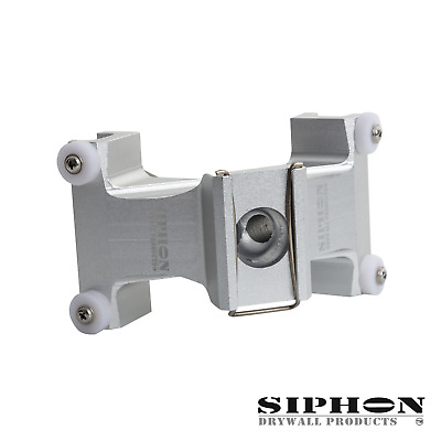 Siphon Drywall Products™ Cornice Fixing Head 90mm with wheels