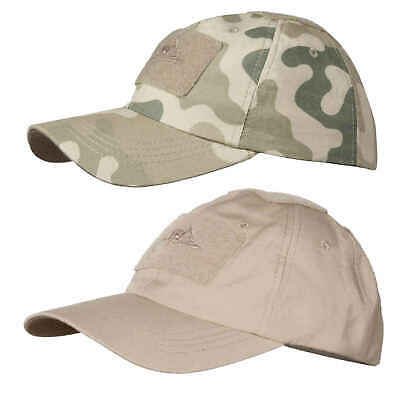 HELIKON TEX BBC Tactical Baseball Cap Casquette US Woodland Ripstop robuste